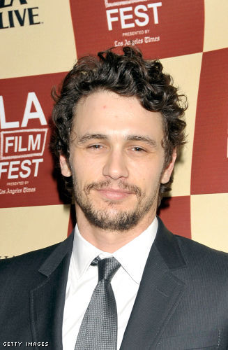 James Franco returns to 'General Hospital'