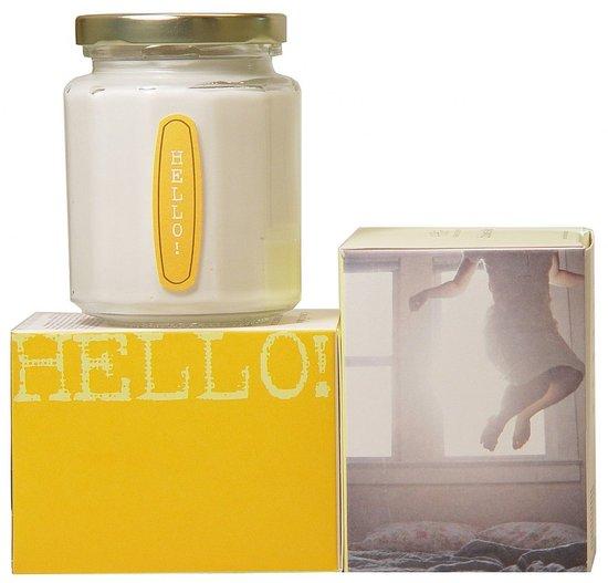 Farmhouse Fresh Hello! Yellow Shea Butter Cream Review