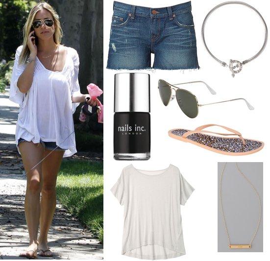Share This Link Kristin Cavallari Summer Style