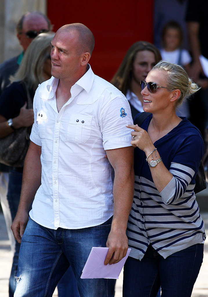 Prince William's Cousin Zara Phillips Preps For Her Own Royal Wedding!