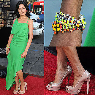 Freida Pinto Rise of the Planet of the Apes: Los Angeles Premiere