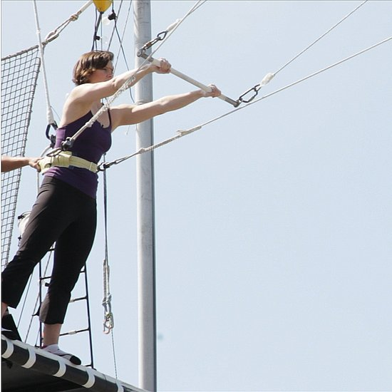 What to Expect From a Flying Trapeze Class