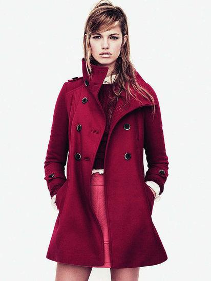 Zara Fall 2011 Lookbook Campaign — Stella Tennant [Pictures]