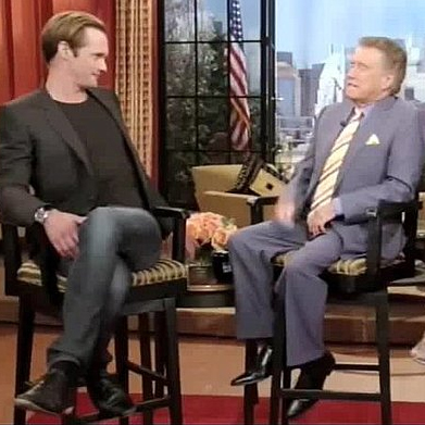Alexander Skarsgard Interview With Regis and Kelly About True Blood Nudity