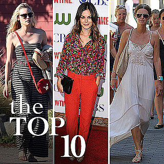 Best Celebrity Style For August 1, 2011