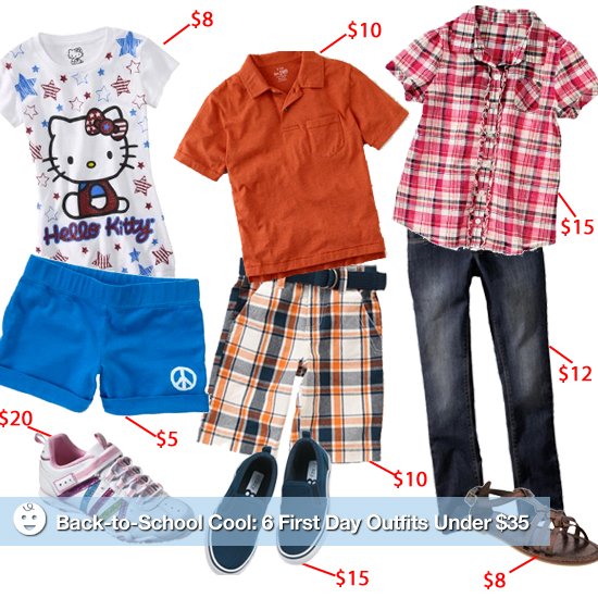 Back-to-School Clothes Bargains