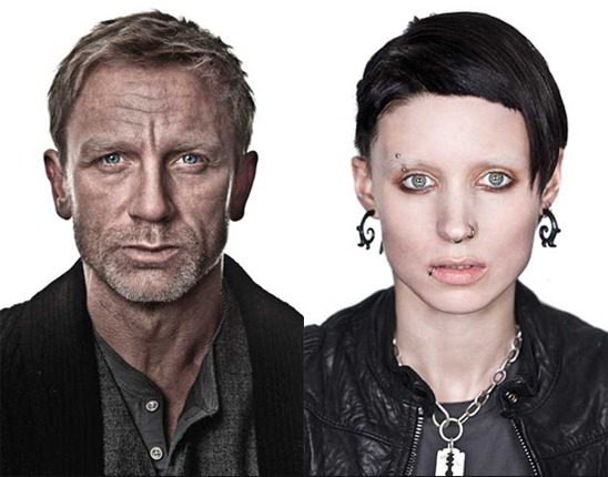 Pictures of Character Profiles From The Girl With the Dragon Tattoo