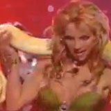 Britney Spears at the MTV Video Music Awards 2011-08-12 17:25:00