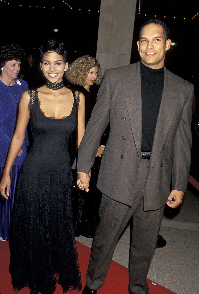 This was her in 1993. Are you thinking what we're thinking? Halle has found the Fountain of Youth.