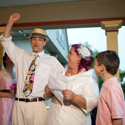Vow Renewal Ceremony Pictures