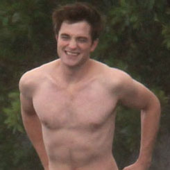 Pictures of Robert Pattinson and Zac Efron Shirtless