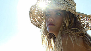 Bikini Babe Elyse Taylor In Bali for Tigerlily's Spring Summer 2011 Campaign Shoot: Go Behind the Scenes!