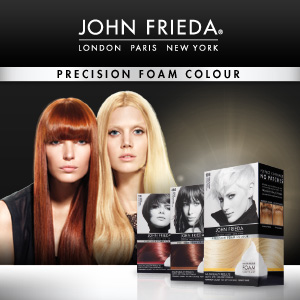 Which John Frieda® Precision Foam Colour Shade Best Suits You?