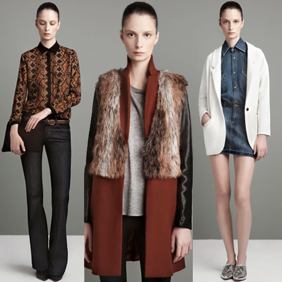 Check Out Zara's A/W August 2011 Lookbook