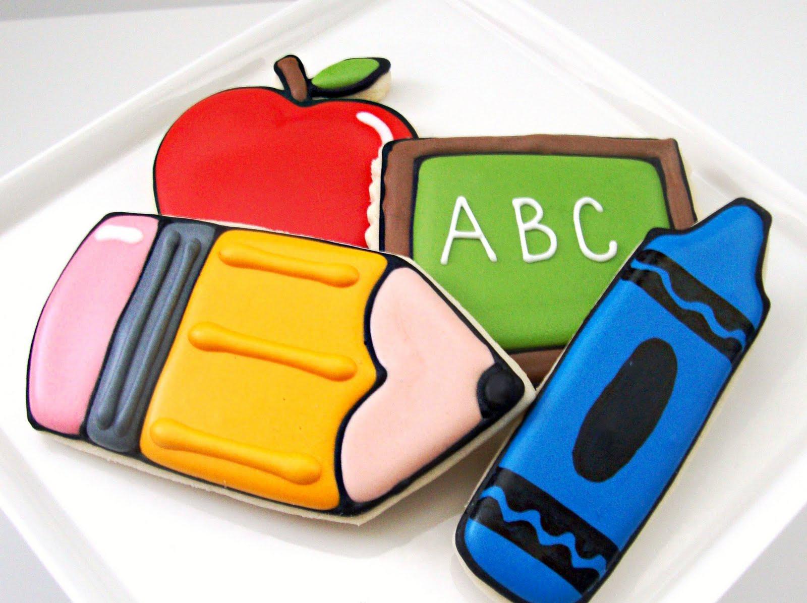Back-to-School Cookies