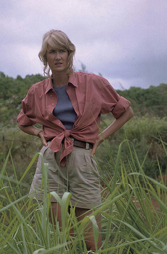 Dr. Ellie Sattler, Jurassic Park