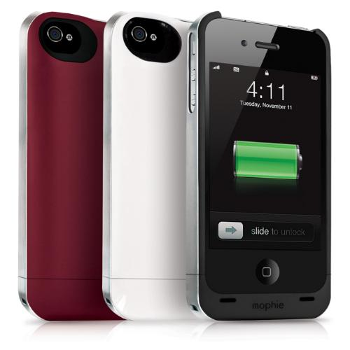 Mophie Juice Pack Air Snap ($80)