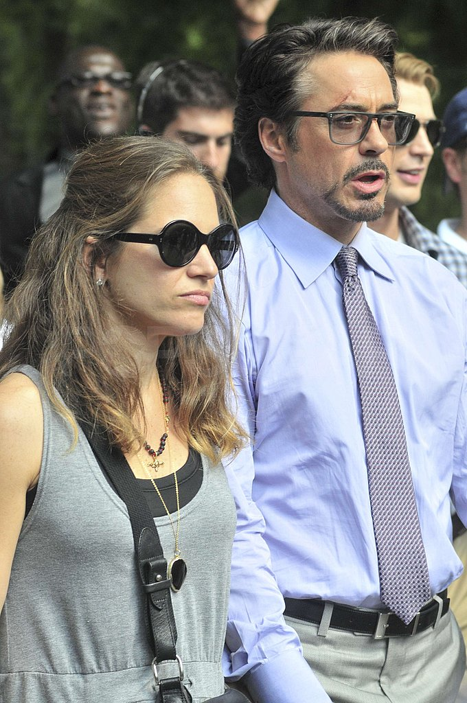 Susan Downey and Robert Downey Jr. are expecting their first baby together.