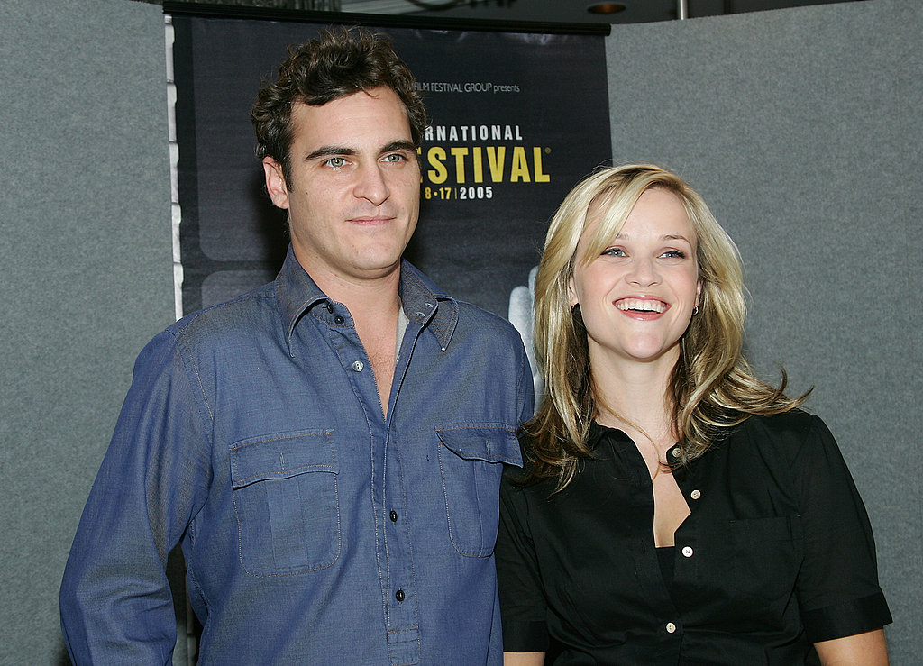 The 2005 festival reunited Walk the Line costars Joaquin Phoenix and Reese Witherspoon.