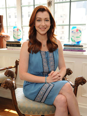 Alyson Hannigan Wrongfully Accused of Being Pregnant