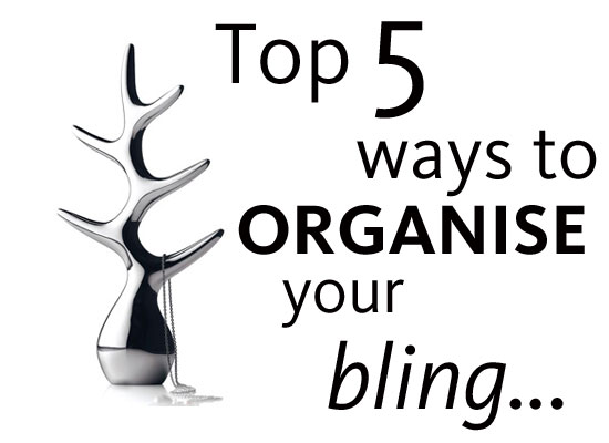 Shop Our Top 5 Buys For Organising Your Jewellery Drawer from Top3 by Design, Peter's of Kensington & more!