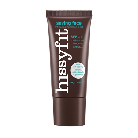 HissyFit Saving Face, $39.95