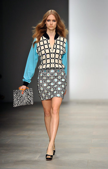 Holly Fulton Spring 2012 Runway Photos