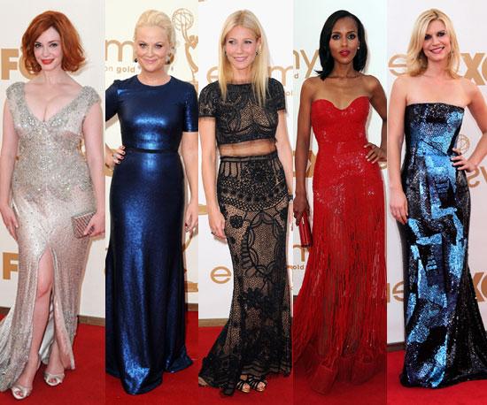 Emmys Best Dressed