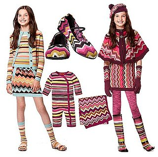 Missoni Launches Kids Collection For Target Today