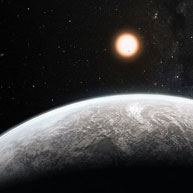 New Planet Discovered: HD 85512 b Picture