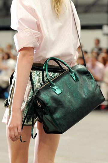 Spring 2012 New York Fashion Week Handbags