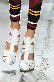 Best Shoes from Spring 2012 New York Fashion Week
