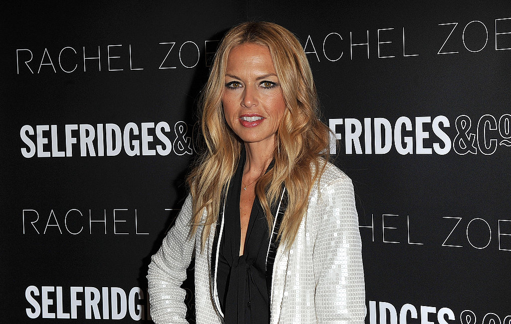 Rachel Zoe  at Selfridges.