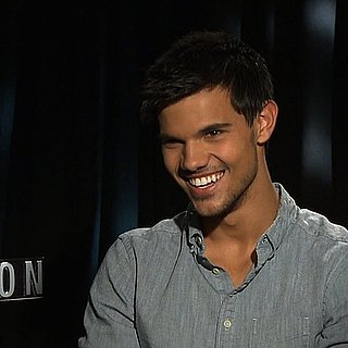 Video Interview of Taylor Lautner Talking About Abduction, Stunt Scenes and Lily Collins
