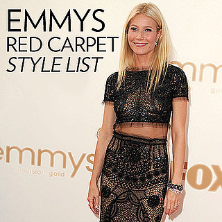 Emmy Awards 2011: What Everyone Wore