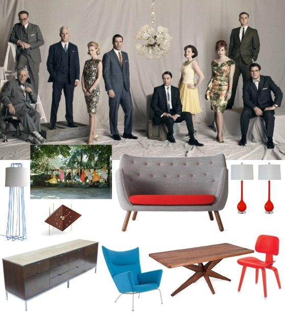 Mad Men Furniture Pleasing Of Mad Men Furniture | POPSUGAR Home Photos