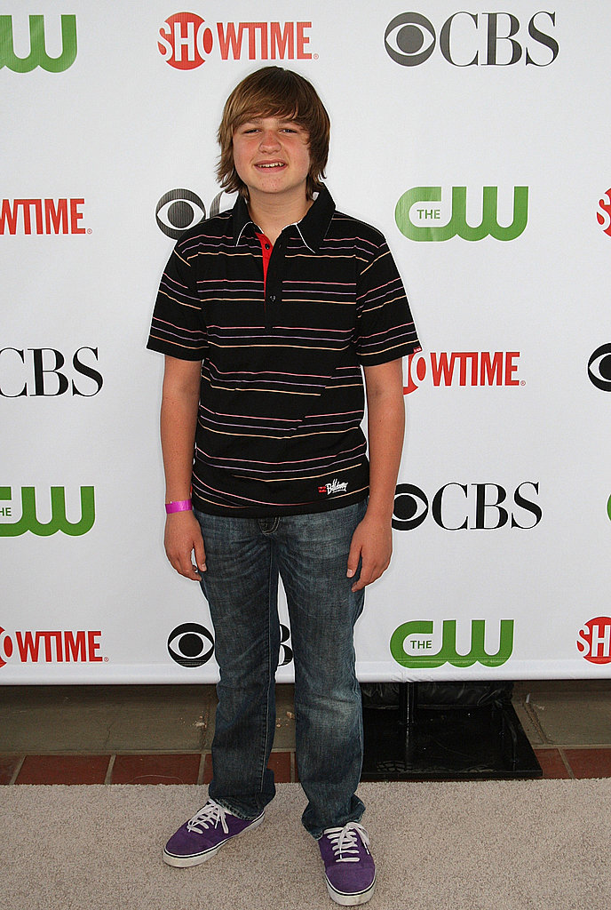 Attending the CBS, CW, CBS Television Studios & Showtime TCA Party in August 2009.