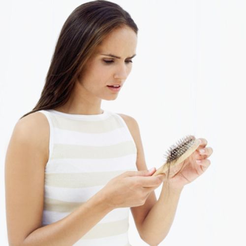 Women's Hair Loss Causes Include Divorce, Smoking, and Drinking