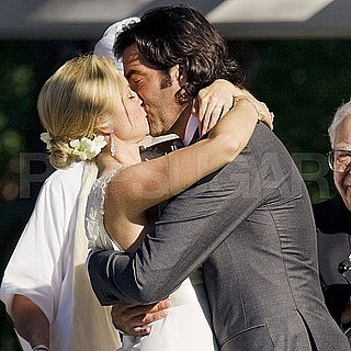 Amy Smart Wedding Pictures to Carter Oosterhouse