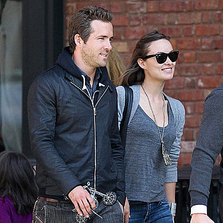 Ryan Reynolds and Olivia Wilde Together in NYC Pictures