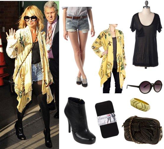 Pictures Of Nicole Richie 39 S La Street Style Popsugar Fashion