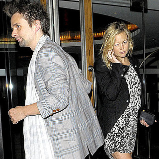 Kate Hudson and Matt Bellamy Pictures With Kate Moss