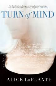 TURN OF MIND - BOOK REVIEW