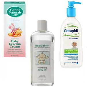 Best Products For Baby Eczema Relief