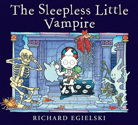 The Sleepless Little Vampire ($13)