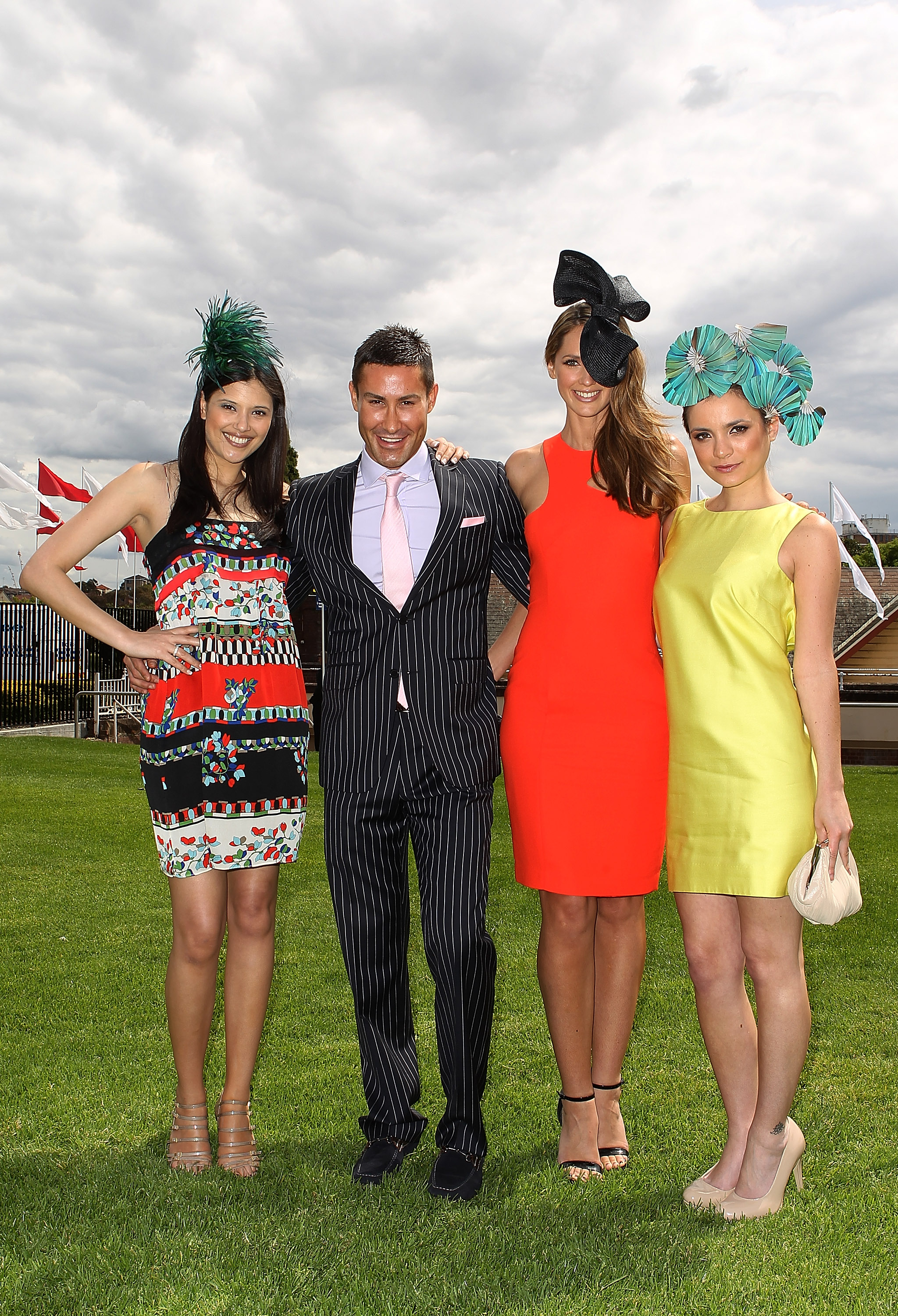 Lyndsey Rodriguez, Adam Williams, Nikki Phillips, Jessica Tovey