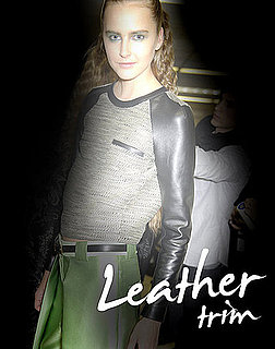 Shop Fall 2011 Trends: Leather Accents
