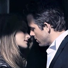 Ryan Reynolds and Rosie Huntington-Whiteley Sexy Commercial For Marks & Spencer