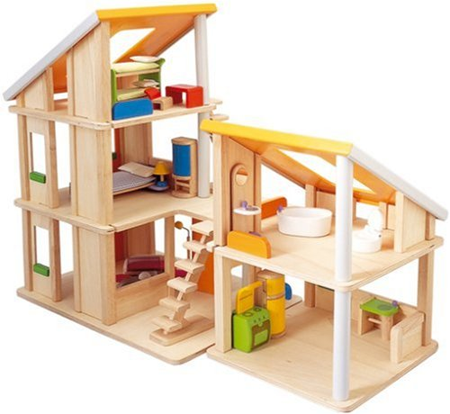 Chalet Doll House with Furniture ($184)
