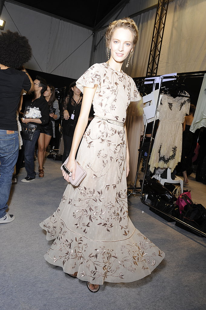 Spring 2012 Paris Fashion Week